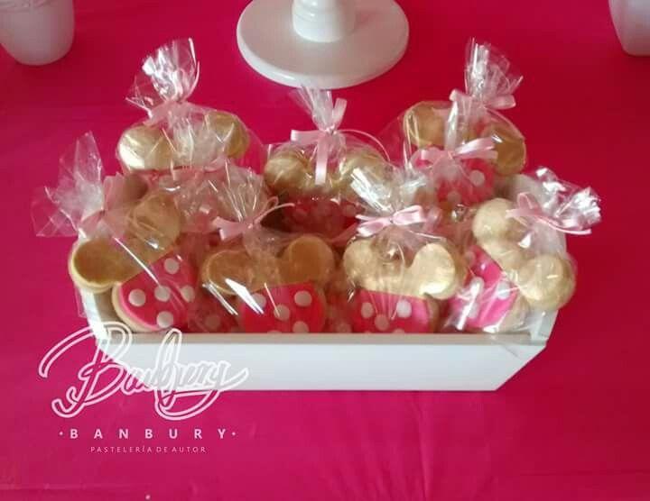 Galletas de mantequilla decoradas