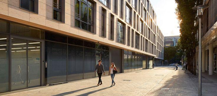 Siemens Headquarters in Munich :: Henning Larsen Architects