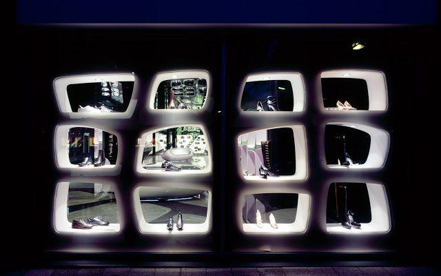 Imagine These: Retail Interior Design | Shoebaloo | Rotterdam | MVSA