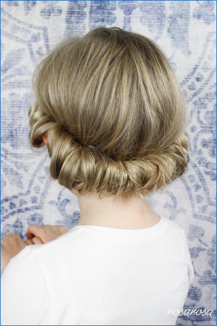 Haarband Frisur Kurze Haare Haarband Frisur Anleitung Haarband Frisur Kinderfrisuren