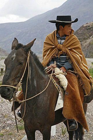 Gaucho culture in Argentina
