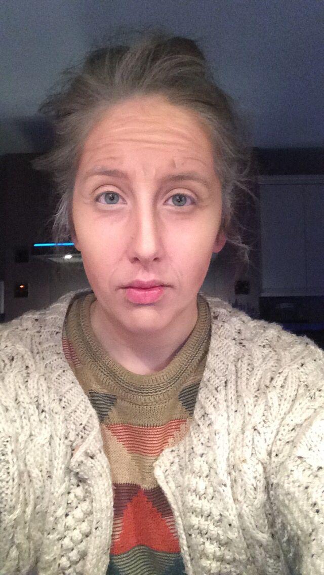 How To Look Older With Makeup Tutorial - Mugeek Vidalondon