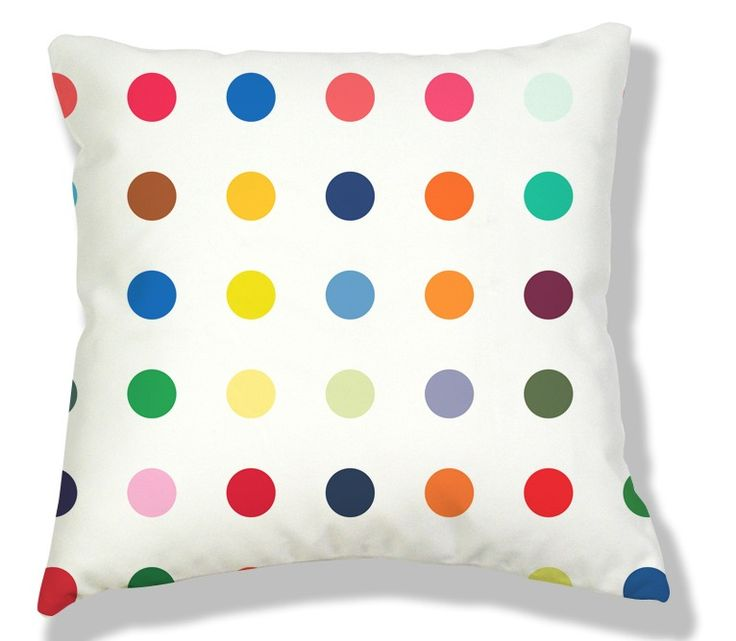 POKA DOT CUSHION