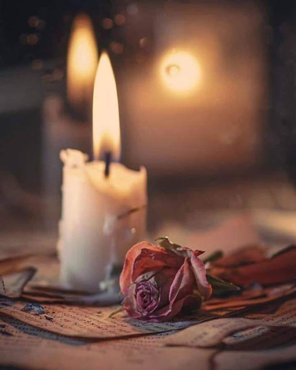 نحن لا نكبر لانكبر عندما يشير التاريخ بسبابته إلى يوم ميلادنا البعيد لانكبر عندما ينهش الشيب فروة رأسنا لانكبر عندما ت Candles Photography Candles Candle Glow