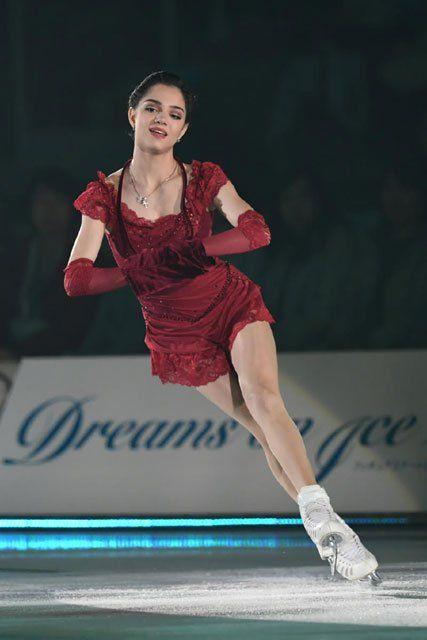 Evgenia Medvedeva(Russia)