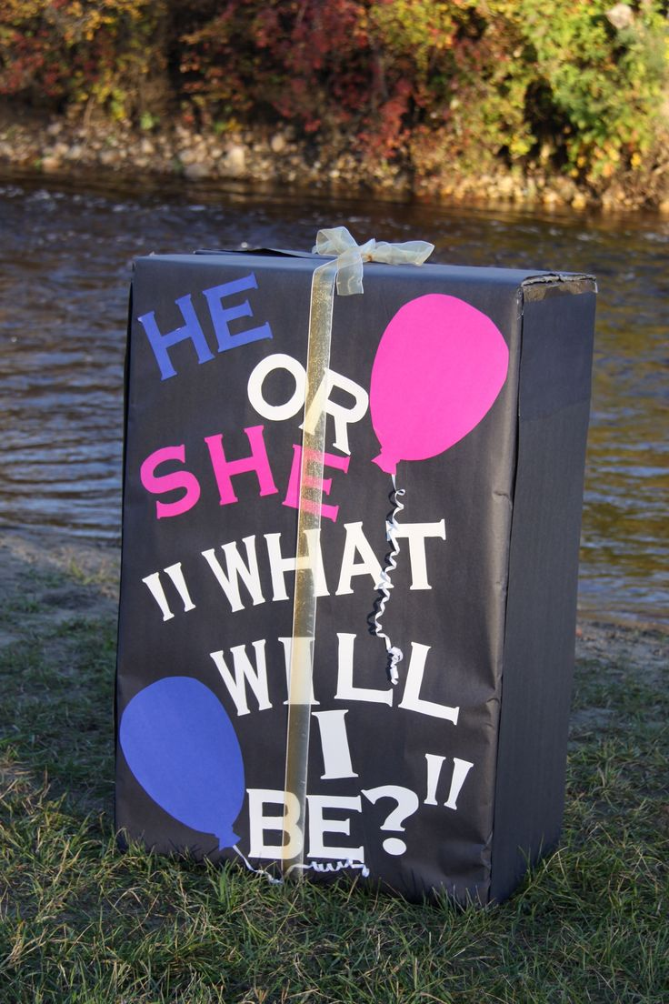 The Gender Fluid Generation Young People On Being Male: 17 Best Images About Balloon Box Gender Reveal On