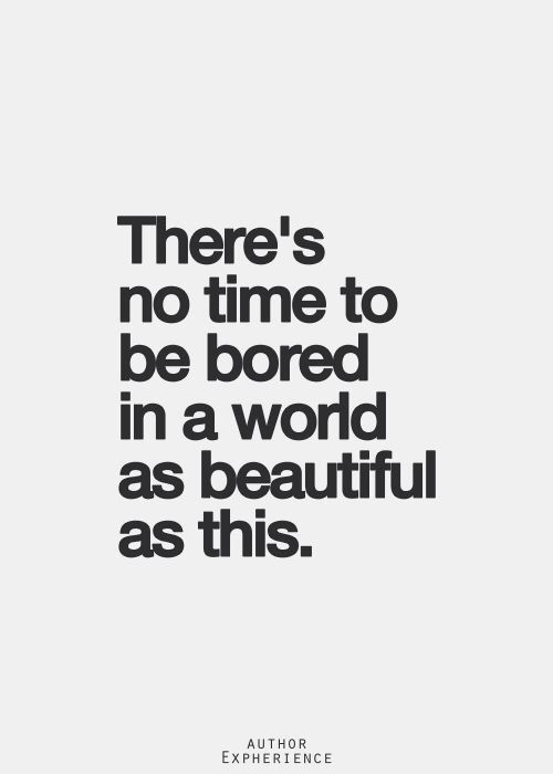 Beautiful World. #EarthDay