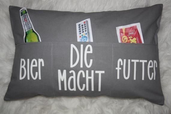 Pillows For Men Approx 50 X 30 Cm Deco Pillow Kissen Kalte