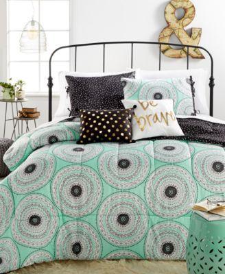 Estelle Medallion 4-Pc. Twin/Twin XL Comforter Set | macys.com