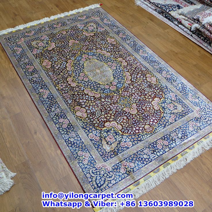 Handmade Indian Persian Rugs: 59 Best Persian Silk Carpet (400 Kpsi) Images On Pinterest