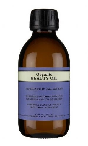 Neal's Yard Remedies Organic Beauty Oil. This is so good for my skin and general health.