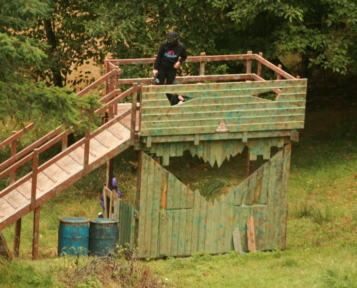 Airsoft Forts Ideas Woodworking Projects Amp Plans