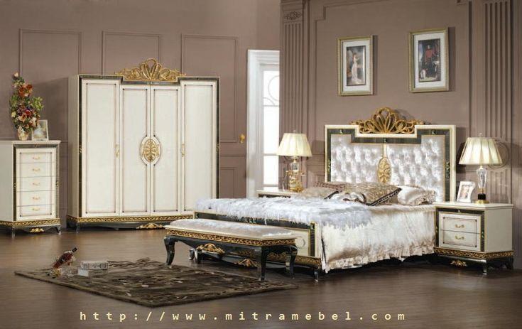Set Kamar Tidur Mewah Minimalis