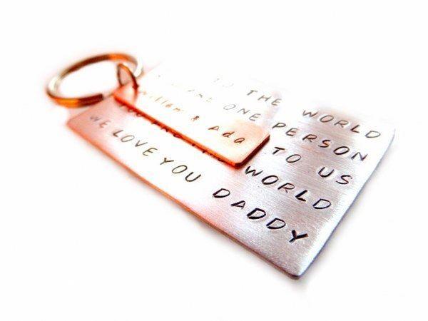 Keychain, Keyring