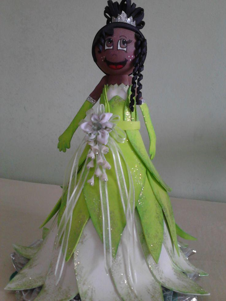 17 best images about fofuchas on pinterest rapunzel - Sapos y princesas valencia ...