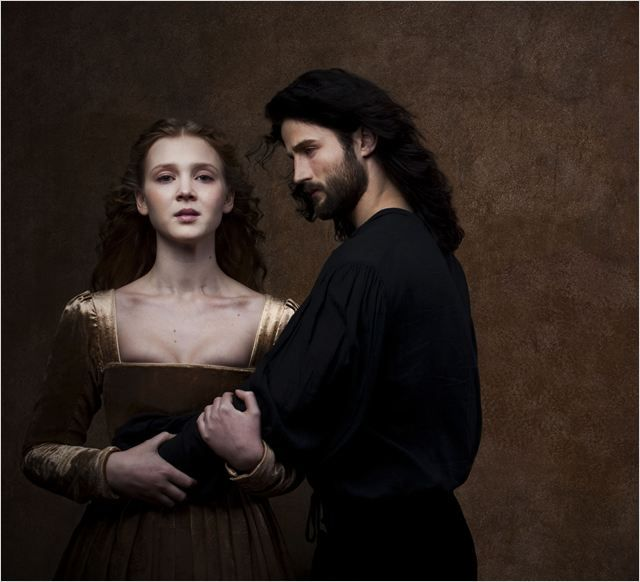 Photo Isolda Dychauk, Mark Ryder (II) - Lucrezia and Cesare Borgia in Borgia