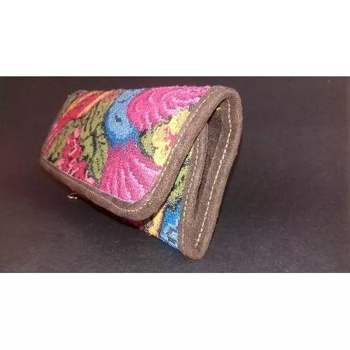 Bolsa De Mano Bordada - $ 480.00