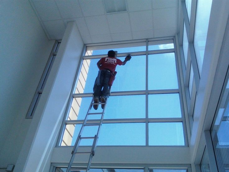 Our window cleaning Melbourne service helps you to enhancing the building look through superior washing with superior result.