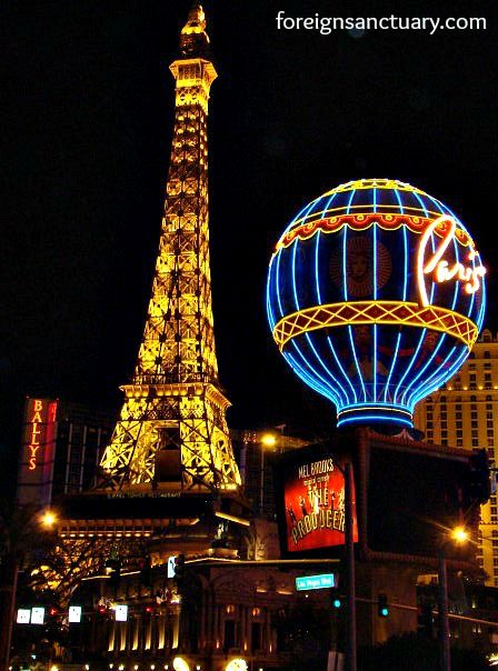 Eiffel Tower, Las Vegas ----> My Taiwanese Husband & His Most Amazing Moment in Vegas!! [http://foreignsanctuary.com/2014/10/17/my-taiwanese-husband-his-most-amazing-moment-in-vegas/]