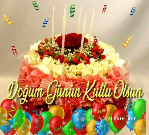 doğum günü yeni kutlama resimli mesajları  www.ozledim.net  #doğumgünü #doğumgünükutlamakartları #happybirthday #mutluyıllar