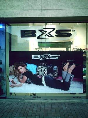 Vitrina Bxs Jeans