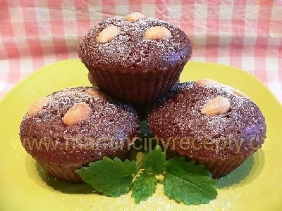 Muffiny s pudinkem