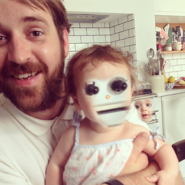 We've had a couple of contenders for 'best face swap ever', but the latest live face swap apps are heating up the competition. May we present: Baby Faced Oven.