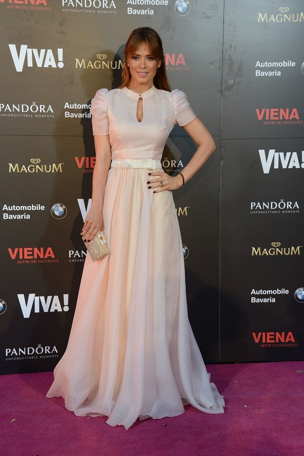 Magda Palimariu wearing Parlor for Viva Party! #parlor #viva #party