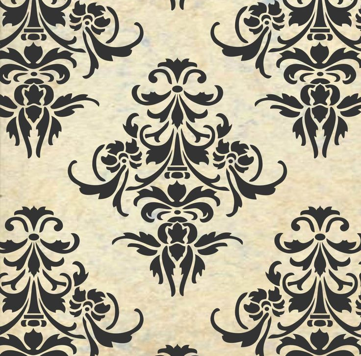 32 best Damask images on Pinterest Damasks Damask patterns and