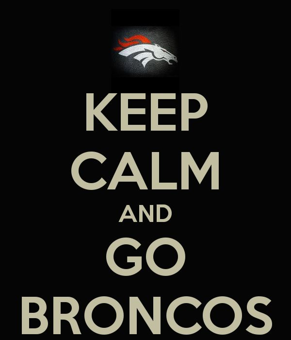 IT IS GAME DAY!!!!!!!! #Broncos #Denver