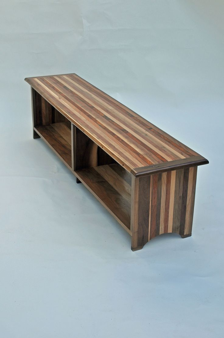 17 best images about benches on pinterest gardens corner storage and benches Bench with shelf