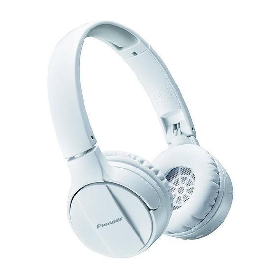 Pioneer Bluetooth Lightweight On Ear Wireless Stereo Headphones - 2 Colors