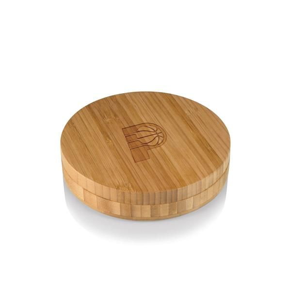 Maestro Bamboo Wine Accessories Set - Indiana Pacers - Oxemize.com