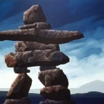 How to Build an Inukshuk!