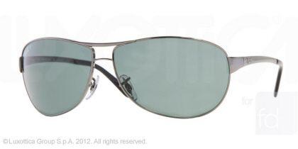 Ray-Ban RB3342 Warrior Sunglasses: Warriors Sunglasses
