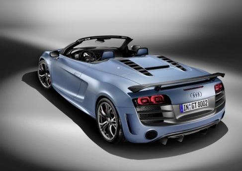 R$ 1,2 milhão: R8 GT Spyder chega ao Brasil com a fama de conversível mais veloz da Audi