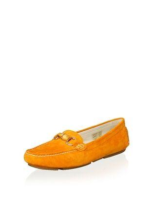 68% OFF Patricia Green Women's Bryn Slip-On (Orange)