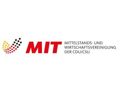 Logodesign für Mittelstands- und Wirtschaftsvereinigung der CDU/CSU, Grafikpart.de