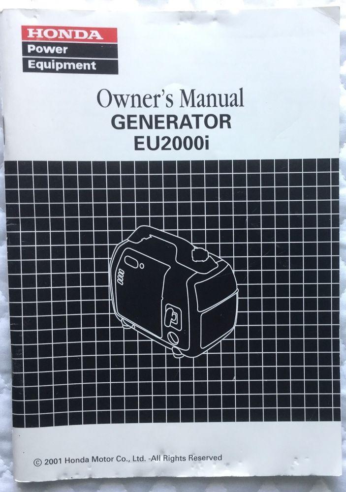 honda generator eu2000i owners manual books etc pinterest rh pinterest com honda generator eu2000i parts manual honda generator eu2000i owners manual pdf