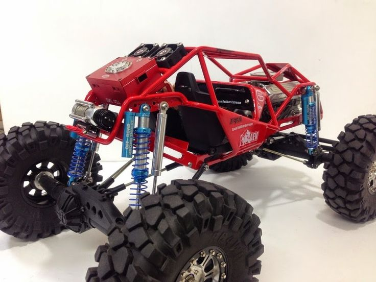Time to build a bashing crawler! Rock Bouncer !!! - Page 6