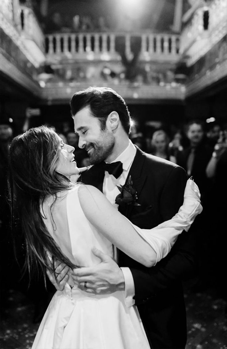 """Black Wedding- """"We set out to make the day and night about everyone. Not just the two of us. We wanted to curate an event where each person felt they were at the center of it all yet came away with a completely separate and unique experience. Think Gatsby meets Alexander McQueen and with a dash of Tim Burton."""" -Luke & Melissa"""