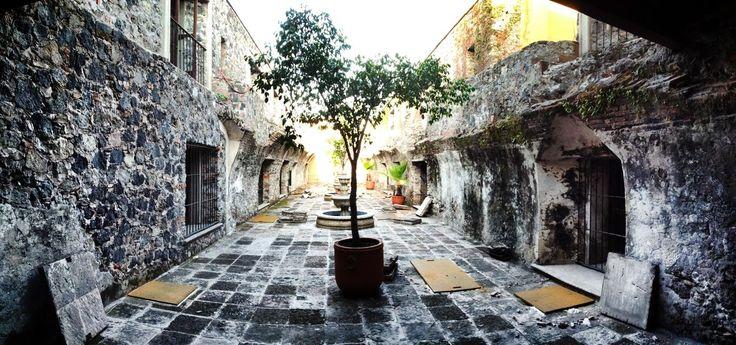 Hacienda San Antonio Del Puente - Cuernavaca Mexico