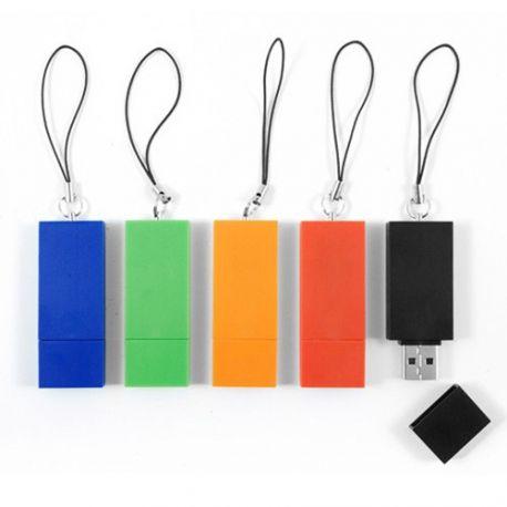 Clé USB publicitaire écologique Renew - Objet publicitaire écolo