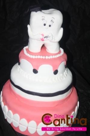 Fancy Tooth Cake Follow Phan Dental Today! https://www.facebook.com/phandentalyeg https://twitter.com/PhanDental