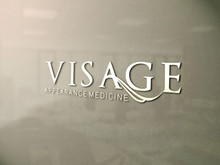 Visage Appearance Medicine Logo - www.chicdesign.co.nz