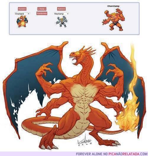 Pokemon Fusion!!!!!