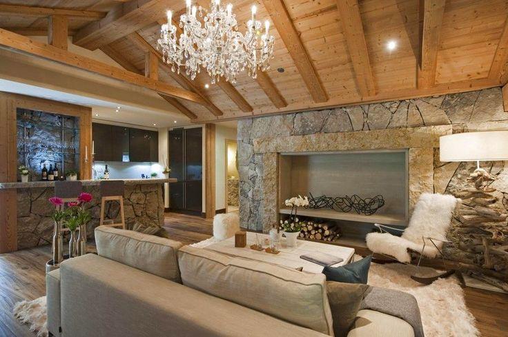 Гостиная, холл в цветах: серый, темно-коричневый, коричневый, бежевый. Гостиная, холл в стиле кантри.