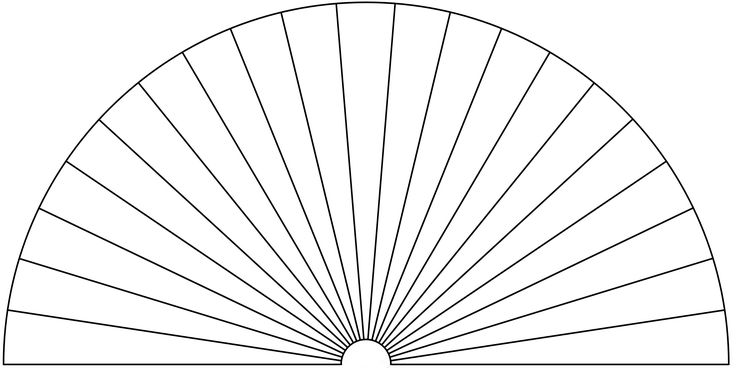Dowsing Chart, 21 Pieces. You can use this picture to make your own Dowsing Chart, by adding any text or symbols you want.