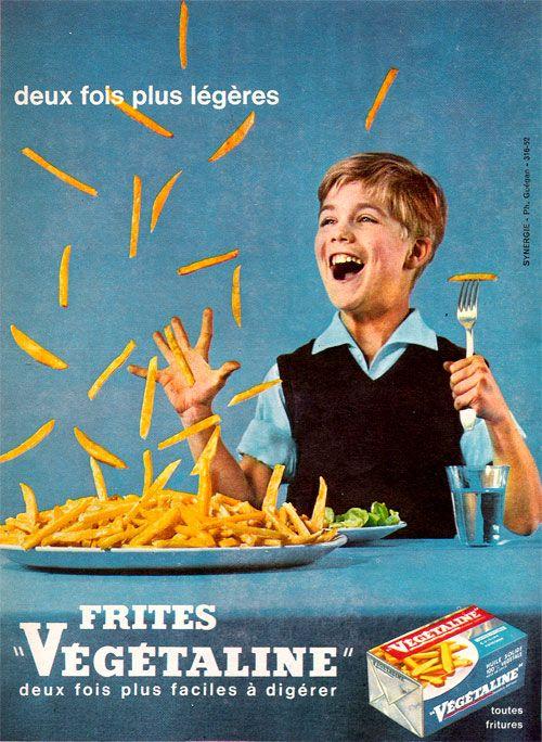 Pub et images - La végétaline -