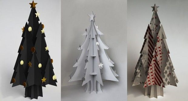 L'azienda Reno de Medici ha ideato un albero di Natale eco sostenibile